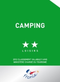 Plaque CampingLoisirs small